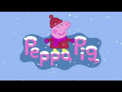 peppa gris nrk