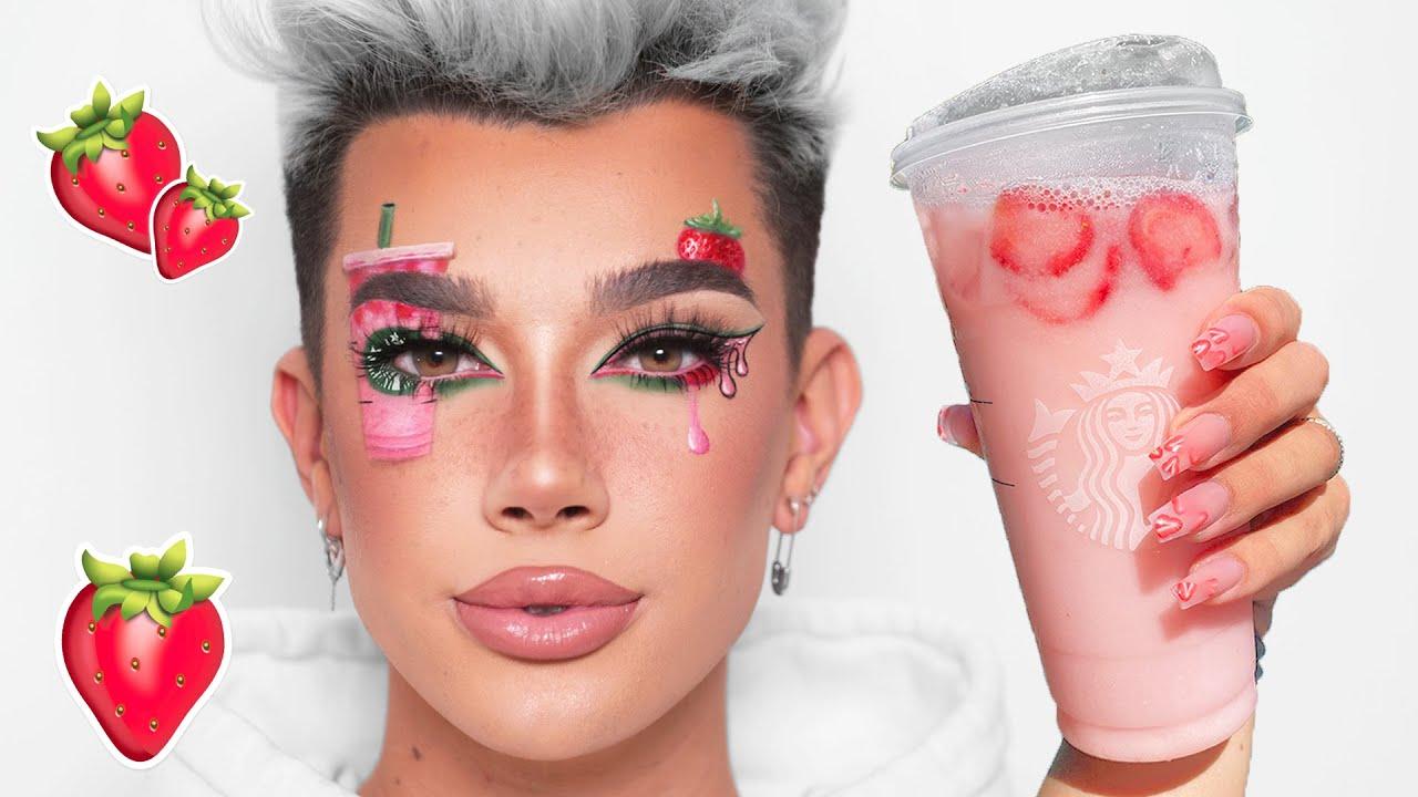 Pinkity Drinkity Makeup + Pupdate!