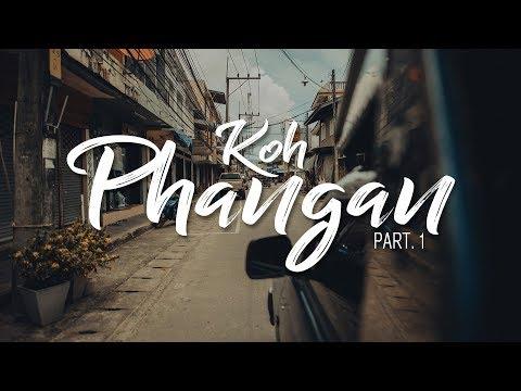 KOH PHANGAN    THAILAND - PART.1