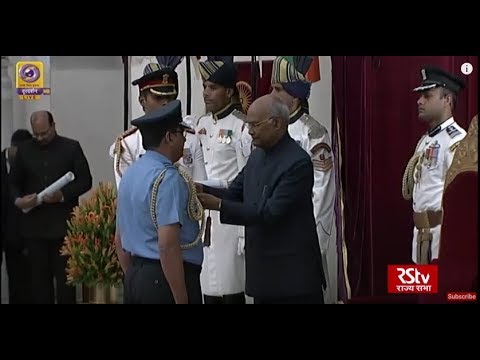 President confers Gallantry Awards and Distinguished Service Decorations | March 14, 2019