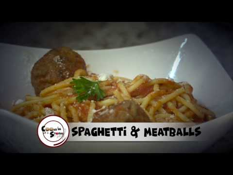 Cookie'ng Up A Storme: Ep.1 Spaghetti & Meatballs
