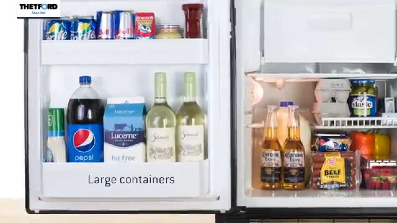 norcold de ac dc refrigerator freezer [ 1280 x 720 Pixel ]
