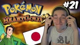 IN HET JAPANS SPELEN! - Pokémon Heart Gold Randomizer #21