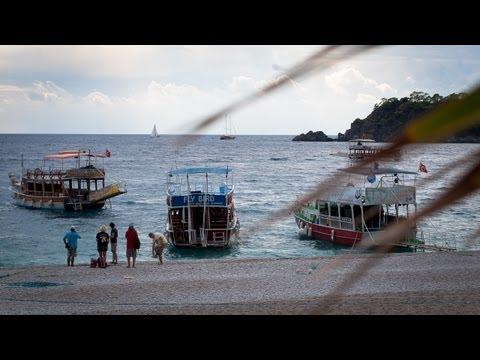 Mediterranean Turkey: Olu Deniz, Pamukkale and Saklikent Gorge