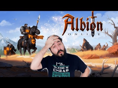 RPG Para Linux - Albion Online - Linux Game Show