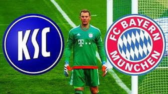Zuschauer-Impressionen: KSC vs. FC Bayern 2016 | 4K