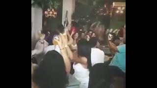 te bote remix | peaple reaction in club