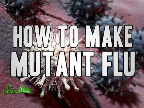 How To Make a Mutant Flu
