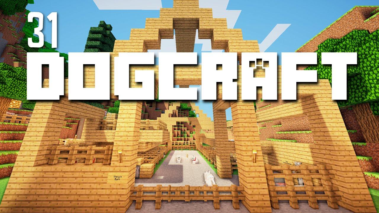 Bark N Breakfast Dogcraft Ep 31 Youtube