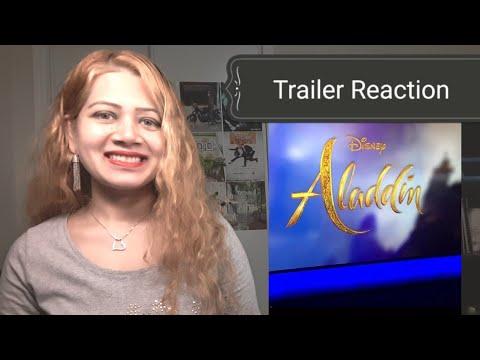 Disney's Aladdin Special look Teaser trailer reaction