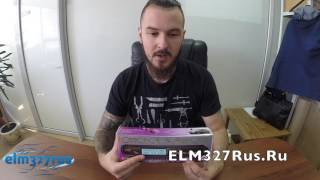 видео Бортовой компьютер Орион БК-09 для ВАЗ 2123 и Chevrolet Niva