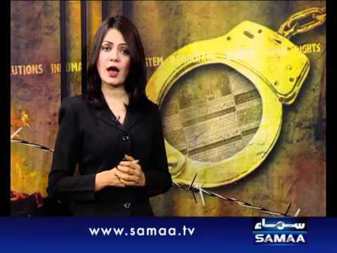 Crime Scene Nov 28, 2011 SAMAA TV 1/2