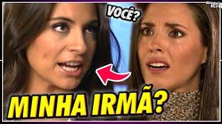 Vanessa DESCOBRE que é IRMÃ de Ana Paula em 'A Que Não Podia Amar' | por ES
