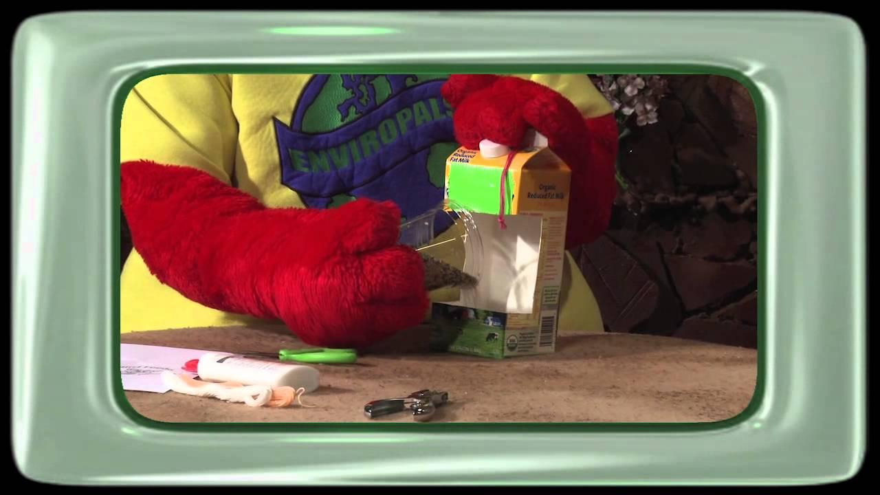 Egg Carton Bird Feeder Do And Show Project