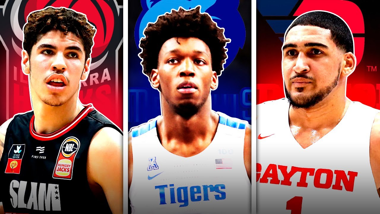 NBA draft lottery 2021 - How to watch, odds, picks and intel