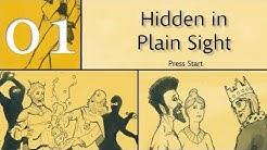 HIDDEN IN PLAIN SIGHT 01: Nicht auffallen! | 4 Spieler | Deutsch