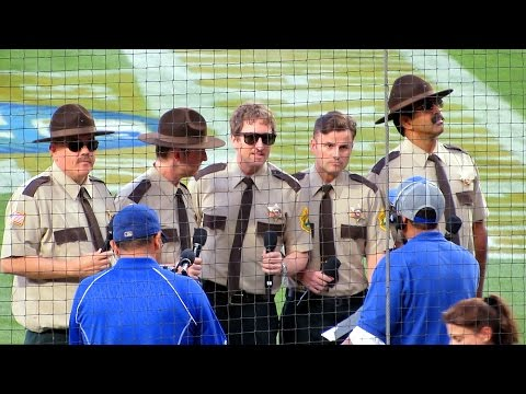 Super Troopers Announce Dodgers Starting Lineup Tonight