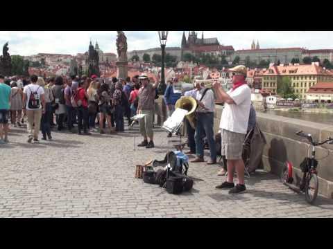 Prague, la perle de Bohême