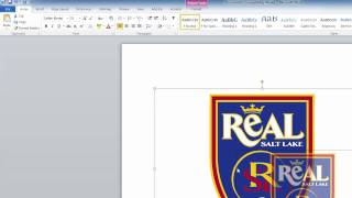 How to Edit Images in Microsoft Word 2010 Tutorial