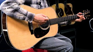 Martin D-28 Modern Deluxe Dreadnought Acoustic Guitar