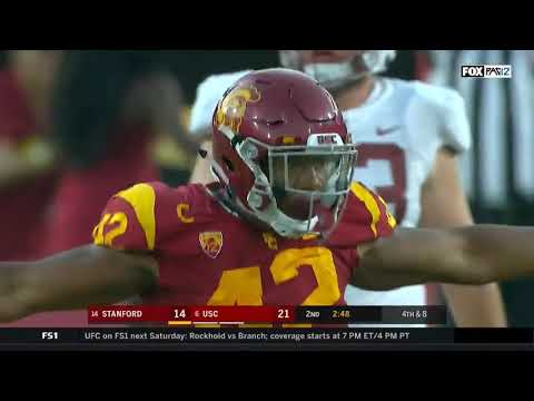 USC Football: USC 42, Stanford 24 - Highlights (9/9/17)