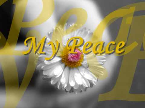 My Peace - Maranatha Singers (With Lyrics)