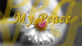 My Peace - Maranatha Singers (With Lyrics) thumbnail