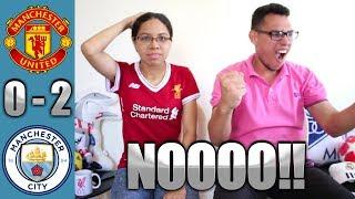 Reacción Manchester United vs Manchester City 0-2 (24/04/19) Premier League 2019