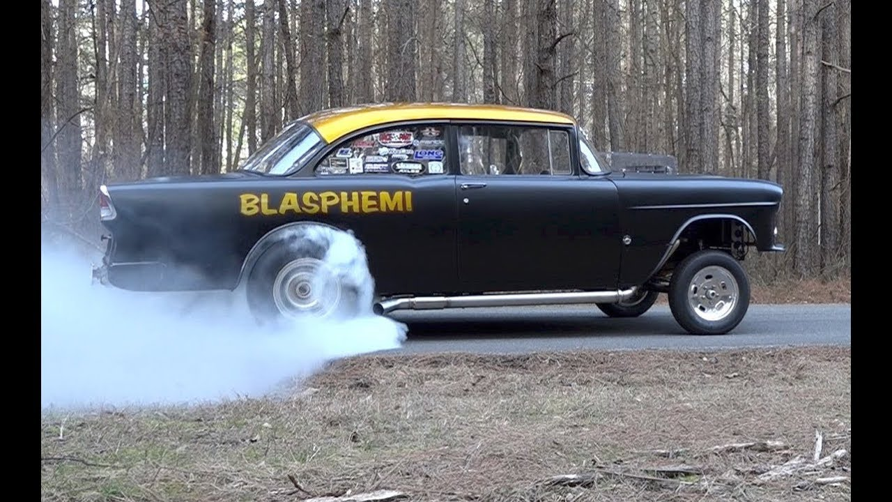 Finnegan's Garage Ep.45 Blasphemi Gets Metalflake and New ...