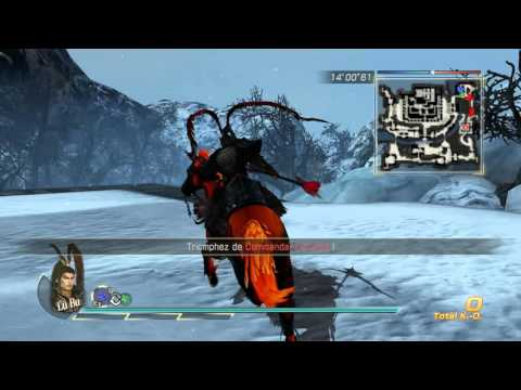 Dynasty warriors 8 XL how to unlock all animals