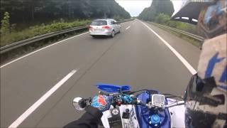Yamaha Raptor 700 Autobahn