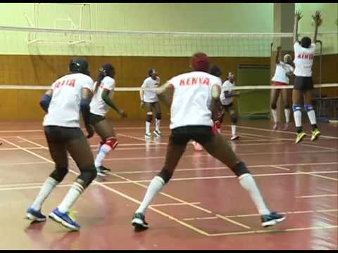 Kenyan Women's volleyball team to meet rivals Colombia in Olympic qualifier