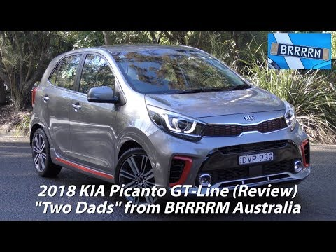 2018 KIA Picanto GT-Line (