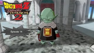 [Let's Play FR] DragonBall Z Budokai Tenkaichi 2 - Episode #14 : A la poursuite de Garlic JR. [100%]