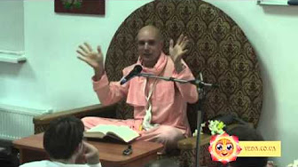 Шримад Бхагаватам 2.3.10 - Мадана Мохан прабху