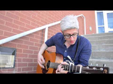 Matt Maher Sings Crowder Hit
