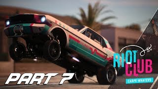 Need for Speed Payback Walkthrough Gameplay Part 7 No Commentary