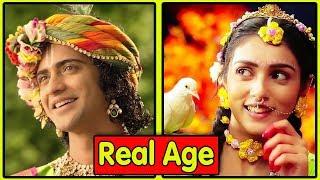 Radha Krishn Actors Real Name & Age || Sumedh || Mallika || Star Bharat Show