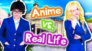 Anime vs. Real Life  - Romance (Part 2)