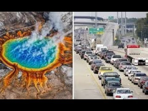 Yellowstone Supervolcano! How Ennis City of Texas, was Evacuated after 'End of the World' Warning!
