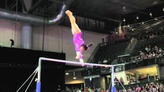 Simone Biles (USA) - Uneven Bars - 2016 Pacific Rim Championsh…