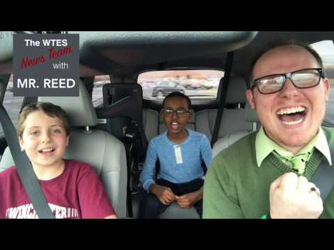 Carpool Karaoke - Winchester Trail Elementary