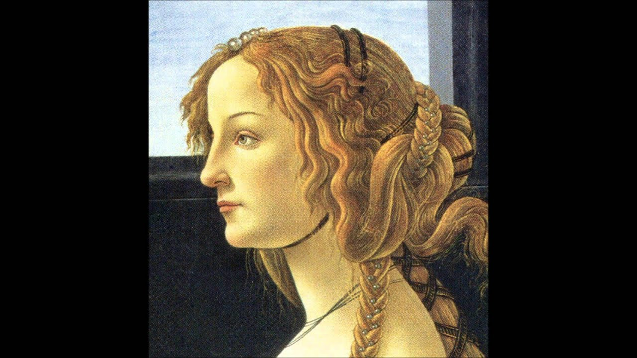 sandro botticelli and the portrayal of women English: the birth of venus by sandro botticelli for other depictions of the birth of venus, see venus anadyomenes nude women with red hair in art.