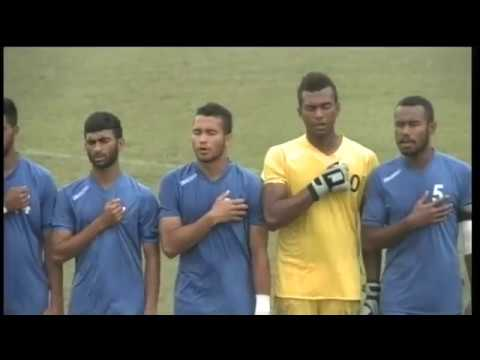 Pacific Games   2015 Football: Fiji V PNG