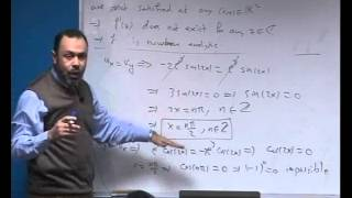 Analytic Functions-2