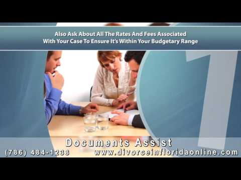 Miami - Broward Divorce Preparation 786-484-1238