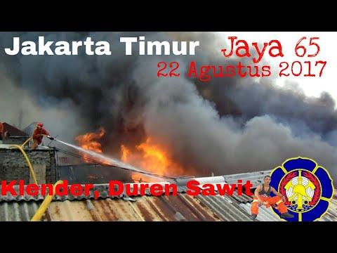 Full Moment... KEBAKARAN di KLENDER, DUREN SAWIT,JAKARTA TIMUR (Selasa,22 agustus 2017)