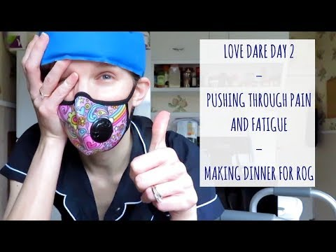 THE LOVE DARE DAY 2 – KINDNESS | LYME LIFE VLOG | 11/13/17