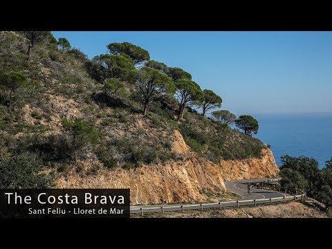 The Costa Brava Coast & Sant Grau - Cycling Inspiration & Education