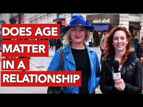 age matter in dating